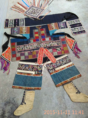 Old Textiles for Sale