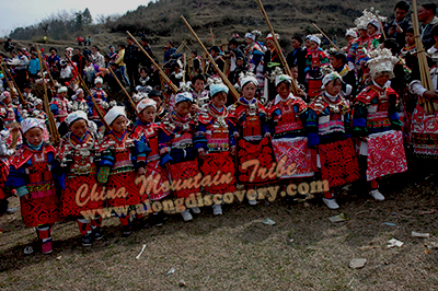 Gan Qiu Po Festival of the Miao/Hmong